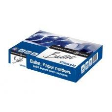 Купить Бумага офисная BALLET CLASSIC, А4, класc B, 500 листов оптом и в розницу в магазине Скрепка. Доставка по Виннице и Украине.