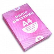 Купить Бумага писчая А4, 500 листов оптом и в розницу в магазине Скрепка. Доставка по Виннице и Украине.
