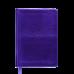 Купить Ежедневник недатированный METALLIC, A6, фиолетовый оптом и в розницу в магазине Скрепка. Доставка по Виннице и Украине.