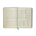 Купить Ежедневник недатированный DONNA, A5, черный оптом и в розницу в магазине Скрепка. Доставка по Виннице и Украине.