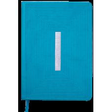 Купить Ежедневник недатированный MEANDER, A5, бирюзовый оптом и в розницу в магазине Скрепка. Доставка по Виннице и Украине.