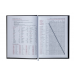 Купить Ежедневник недатированный AMAZONIA, A5, синий оптом и в розницу в магазине Скрепка. Доставка по Виннице и Украине.