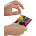 Купить Закладки POP-UP (5+1) цветов по 40л. пластиковые NEON 45x12мм, ассорти оптом и в розницу в магазине Скрепка. Доставка по Виннице и Украине.