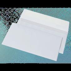 Купить Конверт DL (110х220мм) белый СКЛ (термоупаковка) оптом и в розницу в магазине Скрепка. Доставка по Виннице и Украине.