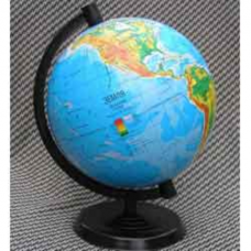 Купить Глобус 220мм физический оптом и в розницу в магазине Скрепка. Доставка по Виннице и Украине.