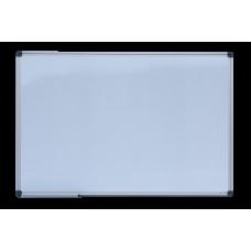 Купить Доска магнитная сухостираемая JOBMAX, 60х90см, алюминиевая рамка оптом и в розницу в магазине Скрепка. Доставка по Виннице и Украине.