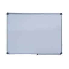 Купить Доска магнитная сухостираемая JOBMAX, 45х60см, алюминиевая рамка оптом и в розницу в магазине Скрепка. Доставка по Виннице и Украине.