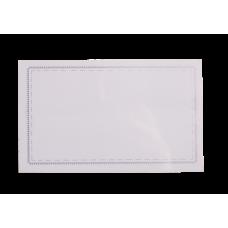 Купить Идентификатор горизонтальный (клип, булавка), 90х55мм оптом и в розницу в магазине Скрепка. Доставка по Виннице и Украине.