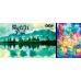 Купить Альбом-планшет для акварели, 20 листов А5 формата оптом и в розницу в магазине Скрепка. Доставка по Виннице и Украине.