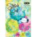 Купить Альбом-планшет для акварели, 20 листов А4 формата оптом и в розницу в магазине Скрепка. Доставка по Виннице и Украине.