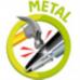 Купить Циркуль METAL OPEN, блистер, ассорти оптом и в розницу в магазине Скрепка. Доставка по Виннице и Украине.