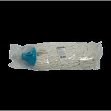 Купить Насадка для швабры веревочная (МОП), 220гр оптом и в розницу в магазине Скрепка. Доставка по Виннице и Украине.