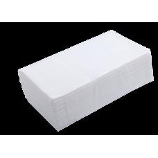 Купить Полотенца целлюлозные V-образные, 160 шт, 2х слойные, белые оптом и в розницу в магазине Скрепка. Доставка по Виннице и Украине.