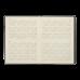 Щоденник датов. 2021 CASTELLO, А5, чорний, штучна шкіра (BM.2152-01)