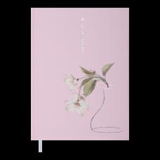 Щоденник датов. 2021 ALLURE, A5, св.-рожевий (BM.2178-43)