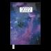 Щоденник датов. 2021 MIRACLE, A5, фіолетовий (BM.2179-07)