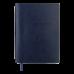 Щоденник датов. 2021 IDEAL, A5, синій, штучна шкіра (BM.2175-02)