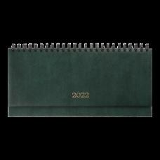 Планінг датов.2021 BASE, L2U, зелений, бумвініл/поролон (BM.2599-04)