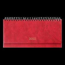 Планінг датов.2021 BASE, L2U, червоний, бумвініл/поролон (BM.2599-05)