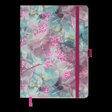Щоденник датов. 2021 CHERIE, A5, рожевий, штучна шкіра (BM.2182-10)