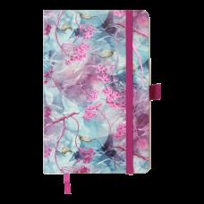 Щоденник датов. 2021 CHERIE, A6, рожевий, штучна шкіра (BM.2535-10)
